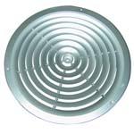 Rejillas de ventilación y tapas de registro