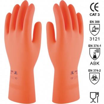 Guantes de látex mod. pro-tex (hd-35)