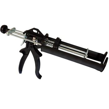 Pistola para cartuchos de epoxi acrílico de 380-410 ml