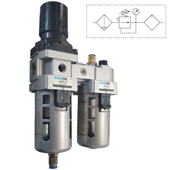 Unidad de tratamiento del aire de 2 componentes mod. j2p