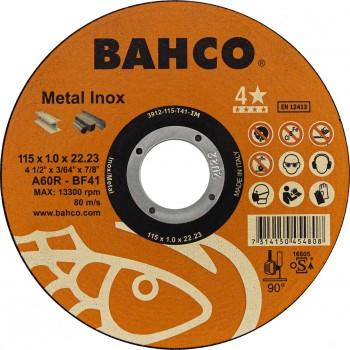 Disco de corte para uso general, inox y metal ref. 3912-t41-im
