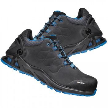 Zapato de seguridad con cordones mod. b1000b k-road s3 hro ci hi src