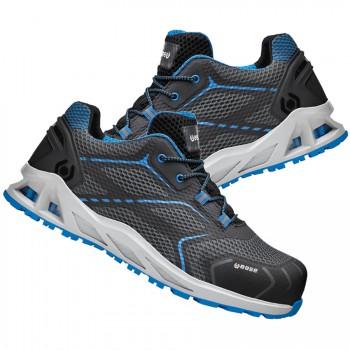 Zapato de seguridad con cordones mod. b1004b k-move s1p hro src
