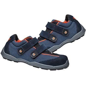 Zapatos de seguridad con velcro mod. b0620n swim s1p src