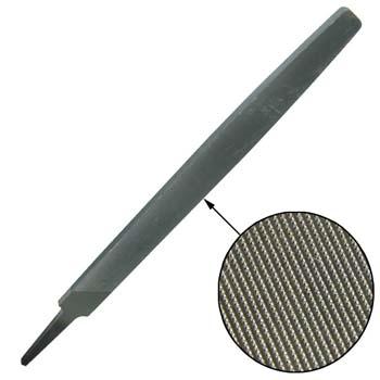 Lima plana punta para mecánico