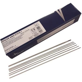 Electrodo básico böhler aws e7018-1