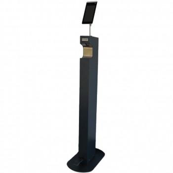 Dispensador de gel con termómetro y camara térmica mod. hydrarex