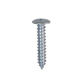 Tornillo para carpintería de aluminio de cabeza baja ref. fs
