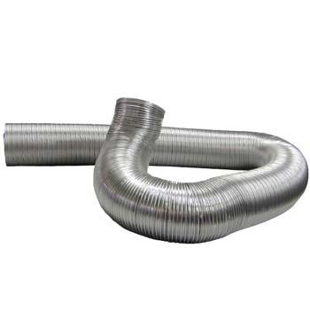 Tubo flexible de aluminio