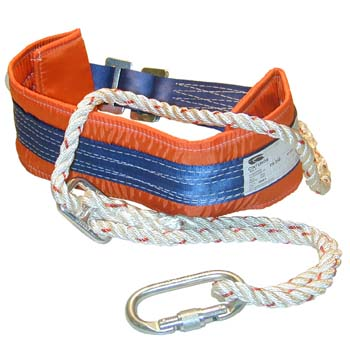 Cinturón de seguridad de sujeción mod. 25-c.
