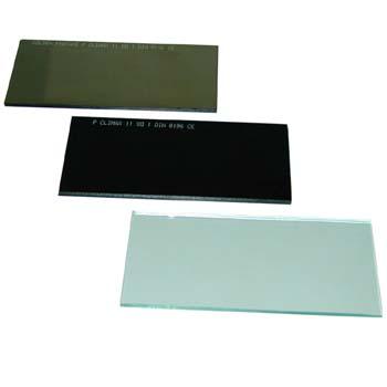 Cristal de protección ocular de 110 x 55 mm.