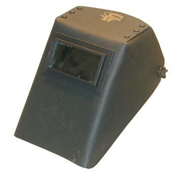 Pantalla de soldadura de cabeza mod. 412-r.