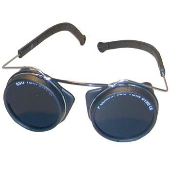 Gafas de soldadura oxiacetilénica y oxicorte mod. 601.