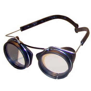 Gafas contra impactos y polvo mod. 605-r.