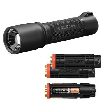 Linterna recargable de 300 lumens mod. hp7r