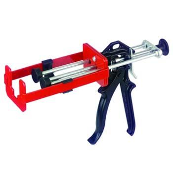 Pistola aplicadora para cartuchos de 2 componentes mod. tbm 100