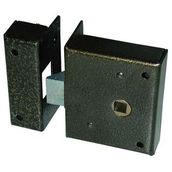 Cerradura sobreponer para madera cvl 234