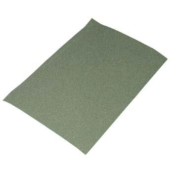 Hoja de papel de lija