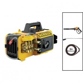 Hidrolimpiadora compacta de alta presión (160 bar - 500 l/h) dewalt mod. dxpw001ce