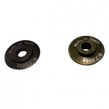 Cuchilla de repuesto para cobre, aluminio y acero inoxidable