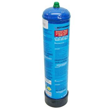 Botella de oxígeno para equipo roxi-kit