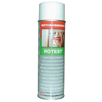 Spray detector de fugas rotest