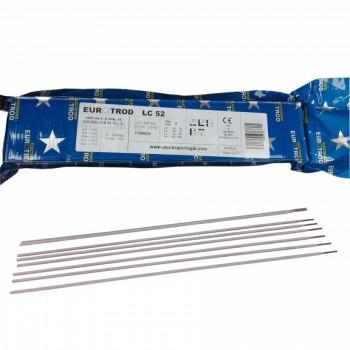 Electrodos para soldaduras disimilares y aplicaciones especiales ref. lc 52