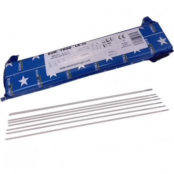 Electrodos para soldaduras disimilares y aplicaciones especiales ref. lr 35