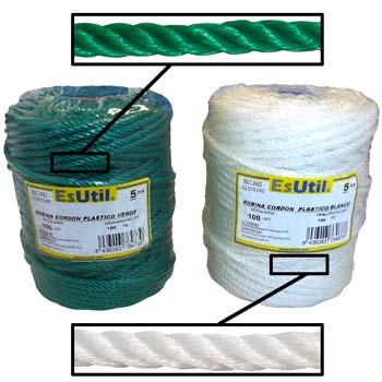 Cuerda plástica de polietileno