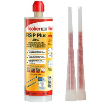 Anclaje químico de poliéster ref. fis p plus 380 c