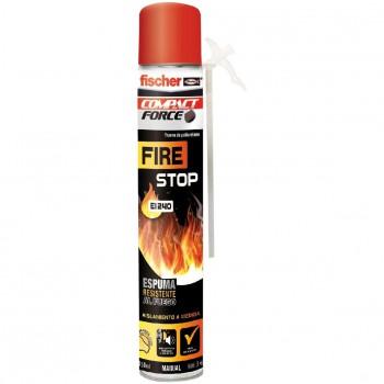 Espuma pu fire stop ei240 fischer (aplicación manual)