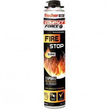 Espuma pu fire stop ei240 fischer (aplicación pistola)