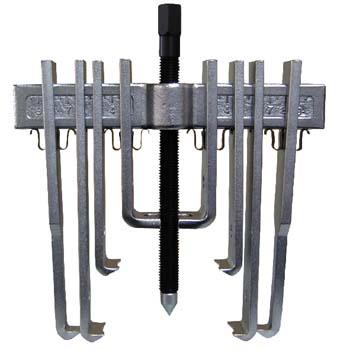 Extractor mecánico serie 1810