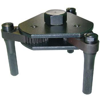 Extractor de filtros de aceite con garras