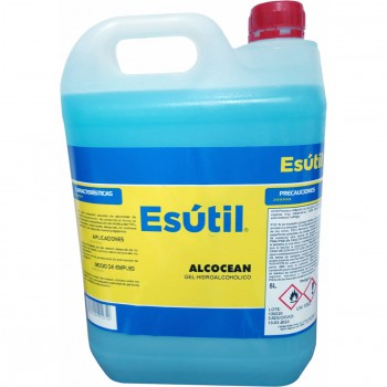 Gel hidroalcohólico alcocean (5 litros)