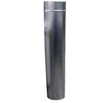 Tubo galvanizado tipo caldereria