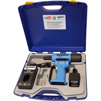 Remachadora a batería gesipa mod. accubird®