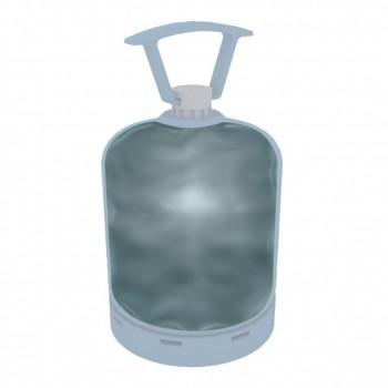 Carga de gas g.l.p. para botellas recargables greensol