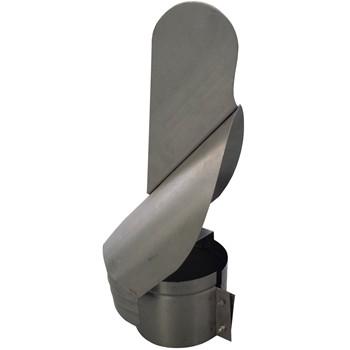 Sombrero metálico giratorio