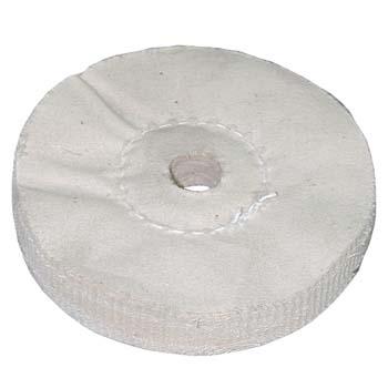 Disco de algodón de 1 cosido