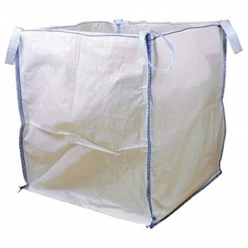 Big bag estándar con fondo plano y boca abierta