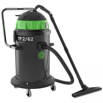 Aspirador profesional de polvo y líquidos ref. yp 2/62 w&d
