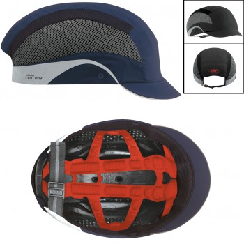 Gorra mod. hardcap aerolite® con microvisera de 2,5 cm