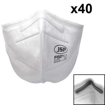 Mascarilla (ffp2) (caja 40 unidades) f621 mod. bgv120-000-q00