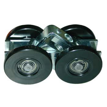 Roller k.1000 con rodamientos a bolas