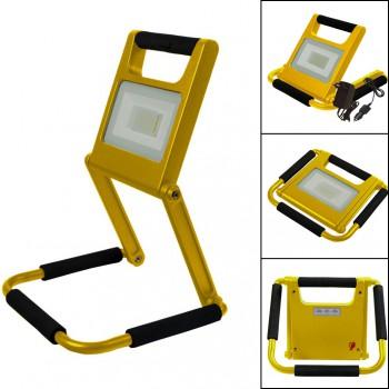 Foco led recargable-plegable de 1200 lumens ref. kl1200_lp20w