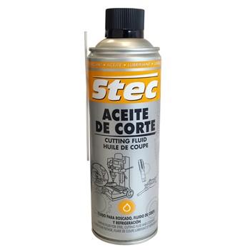 Aceite de corte en spray stec ref. 36773