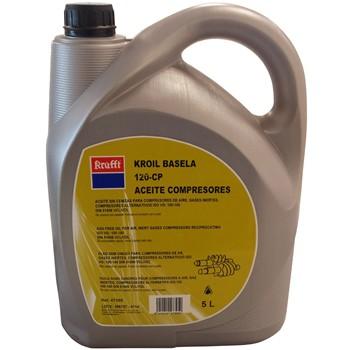 Aceite lubricante para compresores kroil basela 120-cp ref. 47395