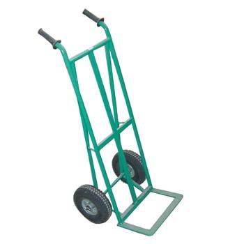 Carretilla con rueda neumática (300 kg)