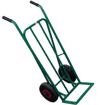Carretilla con rueda neumática (180 kg)